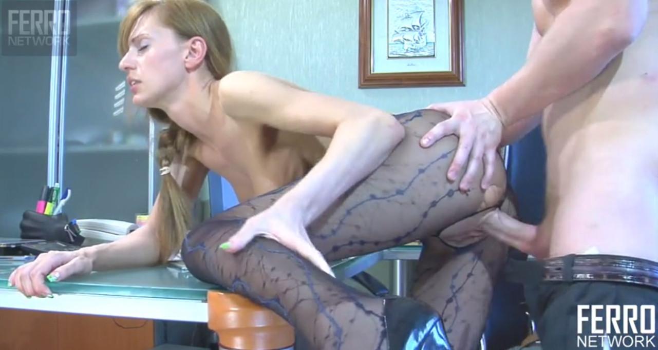 Olga Barz порно модель