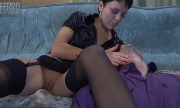Секс с зрелой любовницей